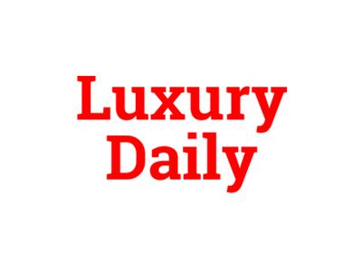Luxury daily logo